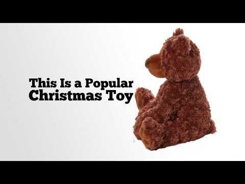 GUND Philbin Chocolate Teddy Bear Stuffed Animal
