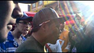 Freestyle Hadesth & Elik | Los Remedios, Naucalpan | 2012
