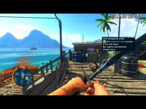 Far Cry 3 - Tomando Bases Like a Boss |