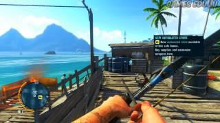 Far Cry 3 - Tomando Bases Like a Boss(Nesse vídeo tomei bases inimigas estilo like a boss bolando umas táticas haha! Obrigado por assistir. Mostre para seus amigos: http://clicktotweet.com/cMa1h ..., 2013-02-01T10:12:30.000Z)