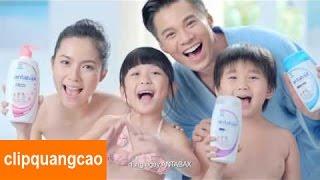 Quảng cáo sữa tắm ANTABAX vui nhộn mới nhất 2017