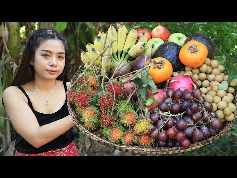 Yummy cooking fruit dessert recipe - Cooking skill