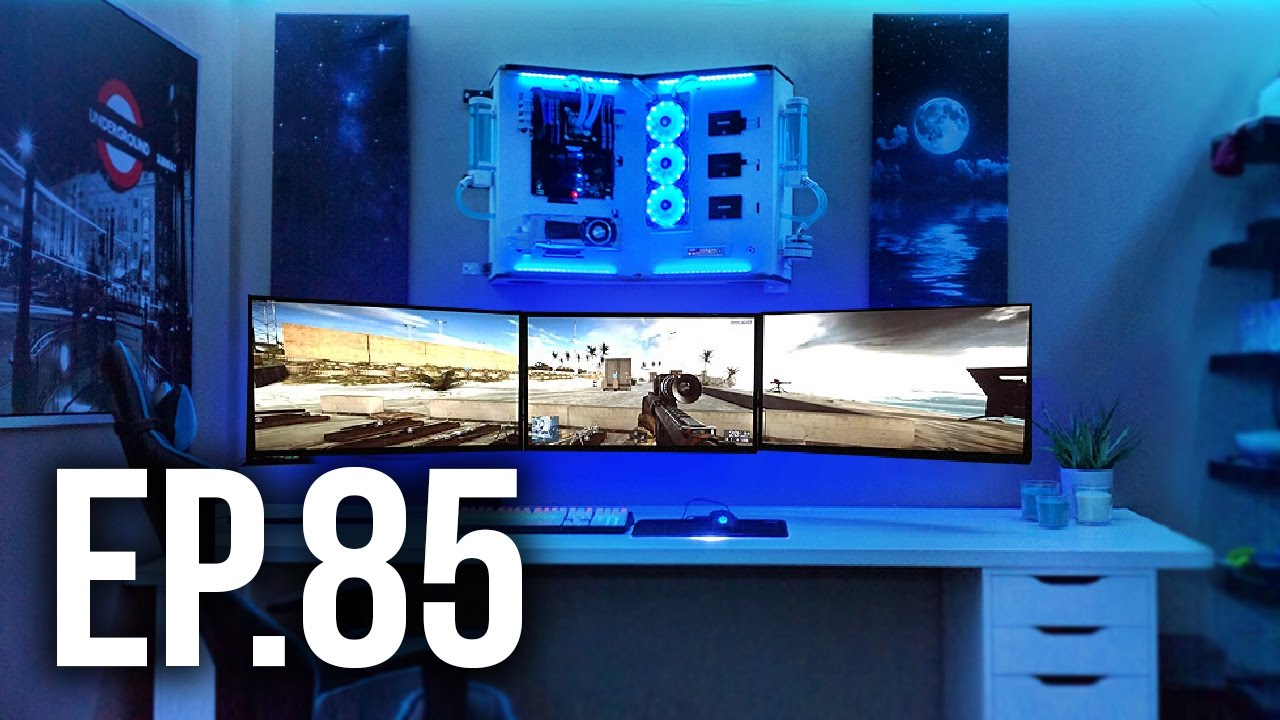 Room Tour Project 85 Best Gaming Setups Ft