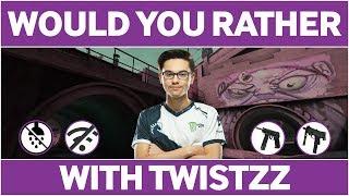 Liquid twistzz Plays Would You Rather?