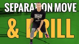 Use these basketball dribble moves to create separation
