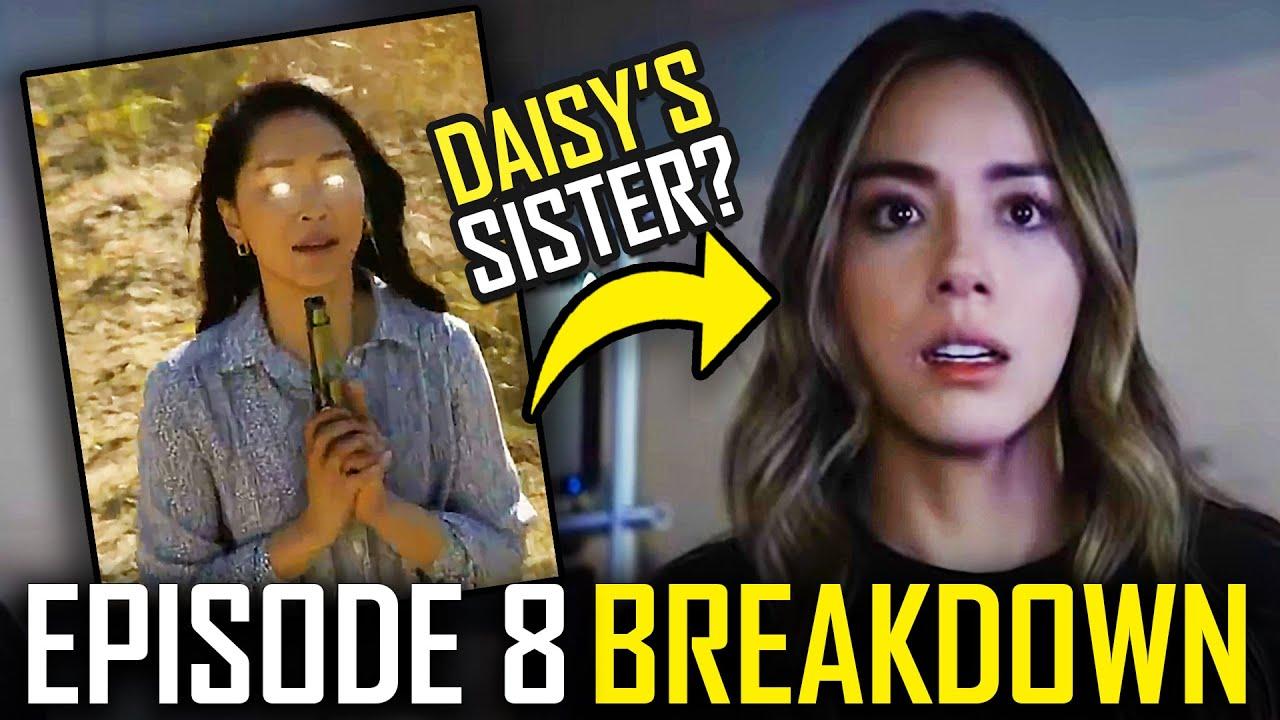 Download AGENTS OF SHIELD Season 7: Episode 8 Breakdown & Ending Explained | Daisy's Sister & Easter Eggs