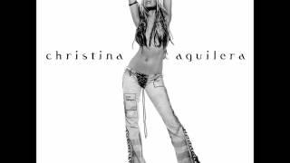 Christina Aguilera Fighter