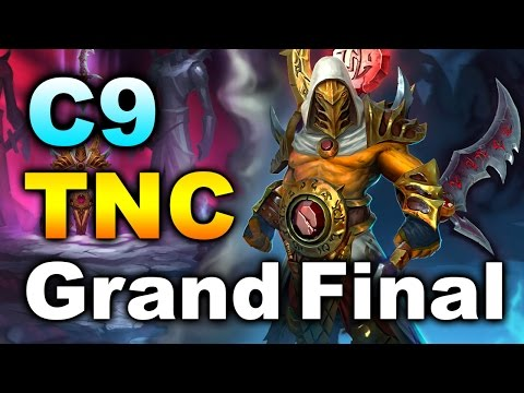 CLOUD 9 vs TNC - GRAND FINAL - WESG DOTA 2