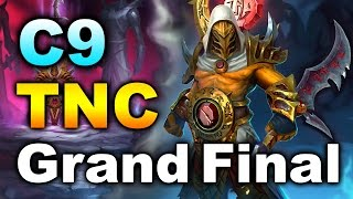 CLOUD 9 vs TNC - GRAND FINAL - WESG DOTA 2