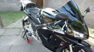 Honda CBR 600 RR Black Edition 2003 (laser exhaust)