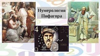 Нумерология.Значение даты рождения по  квадрату Пифагора