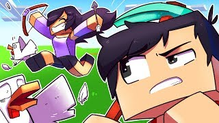 NOT Killing Chickens In Minecraft - How To Minecraft w/ Jason!