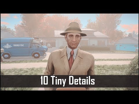 Fallout 4 – 10 Tiny Details You May Have Missed in the Wasteland - Fallout 4 Secrets