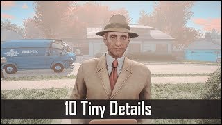 Fallout 4 – 10 Tiny Details You May Have Missed in the Wasteland - Fallout 4 Secrets thumbnail