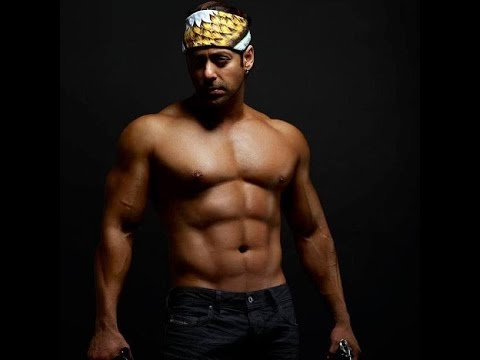 top 10 bollywood body builders - YouTube