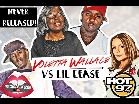 UNRELEASED! Diddy Calls Biggie's Mom Live on HOT 97 & GOES OFF On Lil Cease! (Part 2)