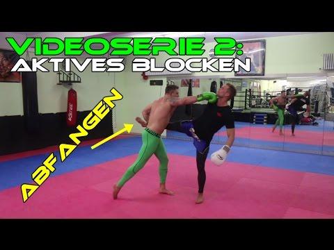 Aktives Blocken & Abfangen - Tricks Zur Verteidigung Im Kickboxen | #2