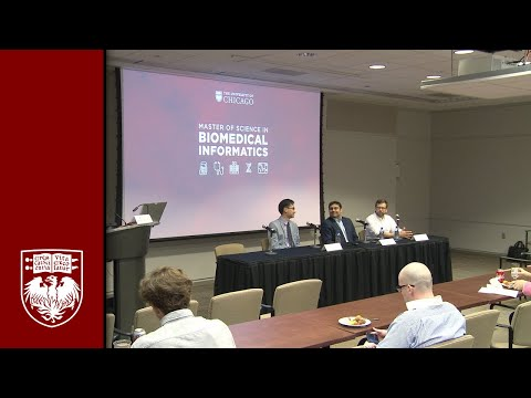 Master of Science in Biomeical Informatics Information Session