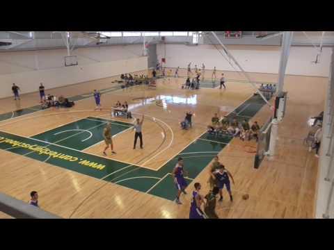 Peter Halasz Offensive Highlight 16/17