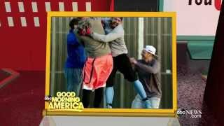 How 'Dude Perfect Bootcamp' Started | Good Morning America ABC News