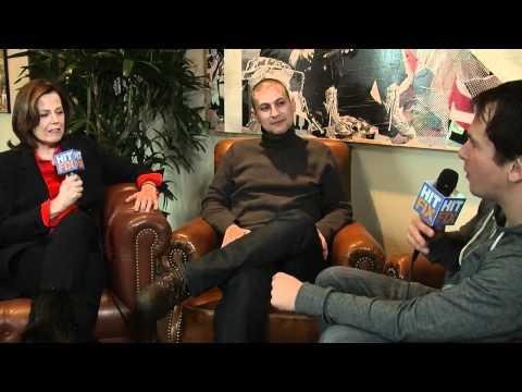 Sundance 2012 - Sigourney Weaver and Rodrigo Cortés talk