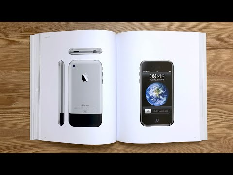 'Designed by Apple in California' Book: Full Read Through