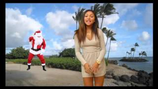 Ciana BBTS Christmas in the sand video