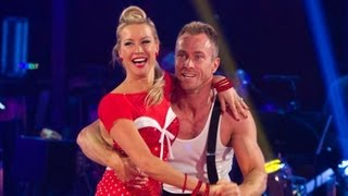 Denise Van Outen & James Jive to