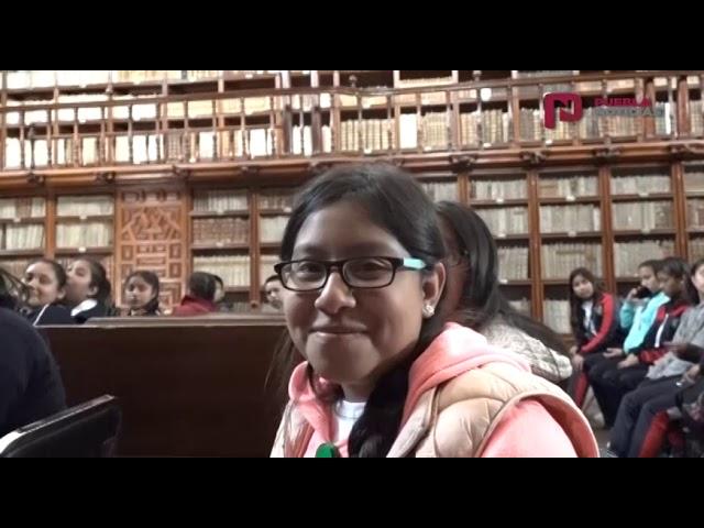#SET #PueblaNoticias Menores sufren miopía a temprana edad, mira por qué...