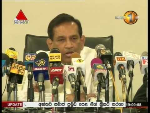 News1st Sinhala PRIME TIME, Wednesday, 30 November 2016, 7PM (30-11-2016)