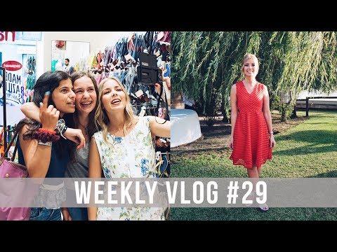 WEEKLY VLOG #29 CONHECI-VOS! E TIVE O CASÓRIO DO ANO! | Alice Trewinnard