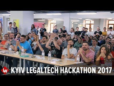 Kyiv Legal Tech Hackathon 2017
