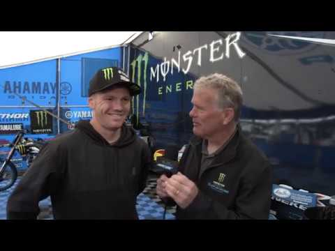 Mitchell Oldenburg - East Rutherford - Race Day LIVE 2019