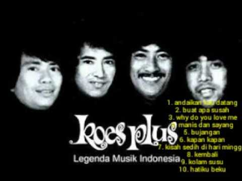 Koes Plus - Full Album | Lagu Lawas Nostalgia Indonesia