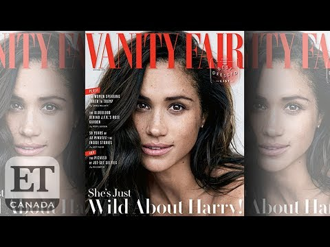 Meghan Markle Opens Up To Vanity Fair, William And Kate Announce Pregnancy