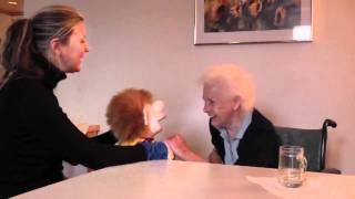 Kumquats Handpuppen - Aktivierung Im Seniorenheim
