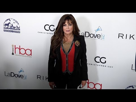 Marie Osmond 4th Annual Hollywood Beauty Awards Green Carpet