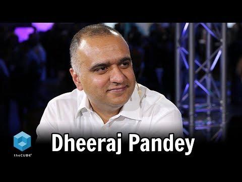 Dheeraj Pandey, Nutanix | Nutanix .NEXT EU 2018