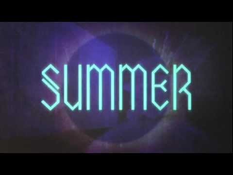 Crystal Fighters - In The Summer (With Lyrics)
