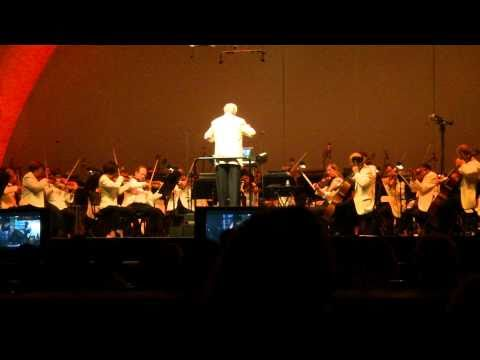 John Williams tribute to Spielberg and Lucas Films  Raiders of the Lost Ark  2010