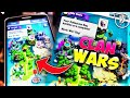Clan Wars Is Here! | Clash Royale Collection Day Gameplay