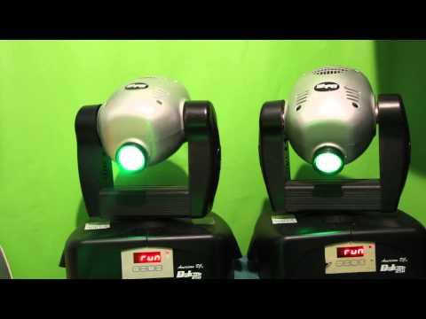 Robot - Spot 250 - American DJ