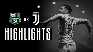 HIGHLIGHTS: Sassuolo vs Juventus - 0-3 - The Bianconeri win by three