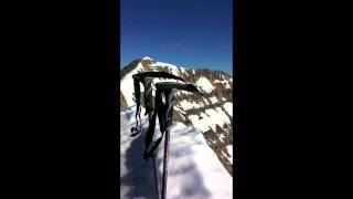 Timpanogos Black Diamond Double Whippet, 2 July 2011.mov Thumbnail