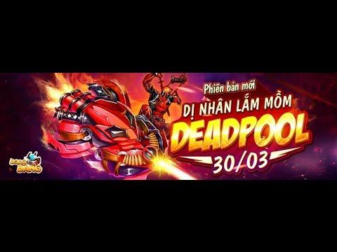 Bang Bang trên zing me - DeadPool