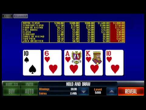 Double UP Pokers from Inbet Games