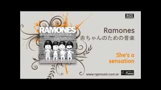 Ramones / 赤ちゃんのための音楽 - She