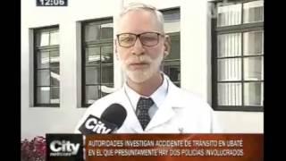 CityNoticias: Investigan accidente donde una menor fue atropellada en Ubaté