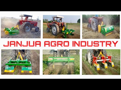 Agricultural Appliances of Janjua Agro Industry Chiniot Punjab