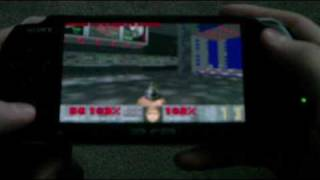 PSP Homebrew - Doom Review